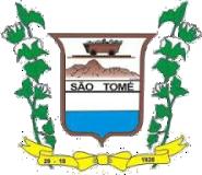 Câmara Municipal de São Tomé/RN